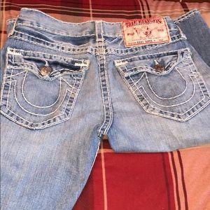 True Religion Jeans - True Religion Ricky Super T Jean